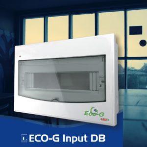 Eco G input DB